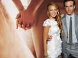 Martha Stewart Weddings - Blake Lively and Ryan Reynolds