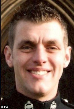 Corporal Lee Scott was killed in Afghanistan