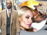 Coco Austin could be in more hot water with her husband Ice-T, left, over rumoured new photos of her with rapper AP.9, right