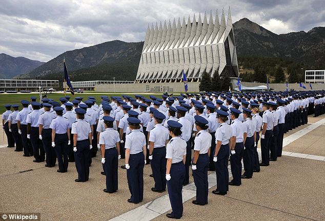 Worst offender: Reported assaults at the Air Force Academy went up from 33 to 52
