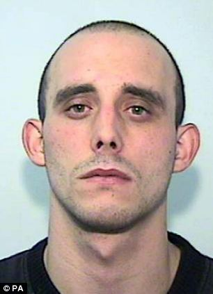 Daniel Rigby, 23, from Tyldesley, Wigan, who was found guilty of murdering his girlfriend's son, Rio Smedley, who had 91 separate injuries on his body and died from a ruptured liver
