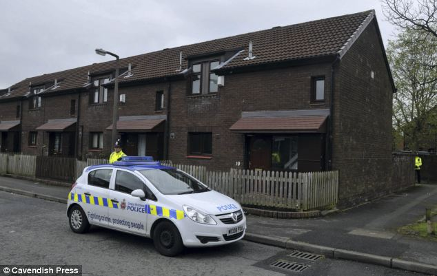 Rio was beaten to death at his house in Cheriton Drive, Breightmet, Bolton, pictured. The jury found Smedley knew leaving him with her lover left him at risk