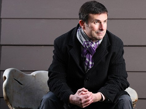 Robert Peston, business editor of the BBC, lost his beloved wife Sian to  cancer in September