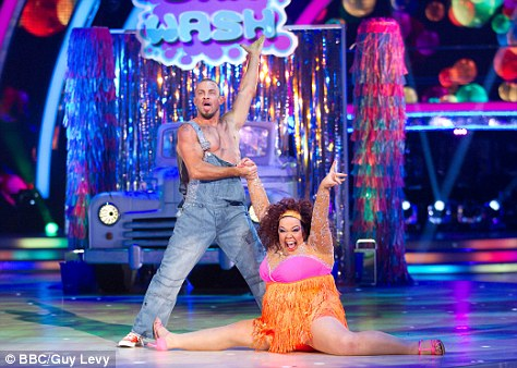 Unforgettable: Strictly Come Dancing's Robin Windsor partnering Lisa Riley