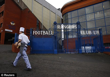 Miserable: It has been a year to forget for Rangers