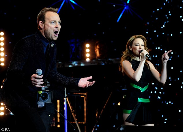 Especially For You: Kylie Minogue and Jason Donovan  have spruced up a bit since they first hit the global stage