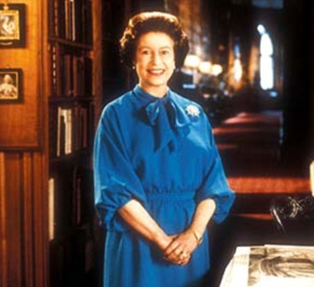Event: The Queen's 1982 message marked the 50th anniversary of the first Christmas message.