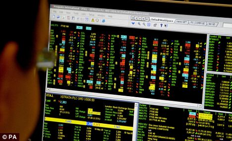 The FTSE 100: Looking to end the year 7 per cent up