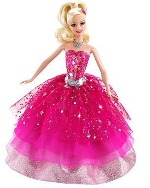 Fight is on: Old favourites such as board games and Barbie dolls may still be on kids' wish lists, but for how long?
