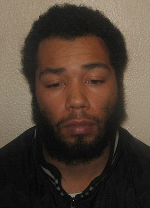 Hunt: Police hunting a killer driver who mowed down a woman at a bus stop have today named Nathan Davis in connection with the investigation