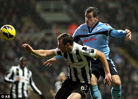 Belief: Ryan Nelsen (right) says QPR can sneak some wins at Christmas