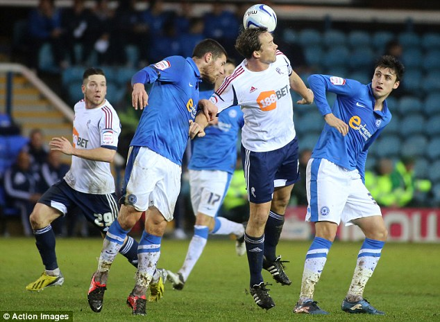 Danger of the drop: Peterborough must do better than last season after the turn of the year