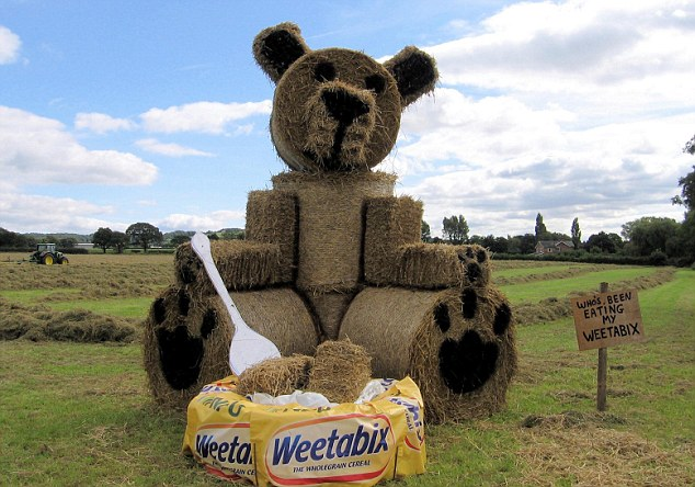 Breakfast buyout: British brands like Weetabix are now owned by China's Bright Foods.