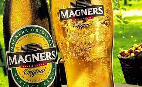US invasion: Magners hopes its expansion into the American market will help it move on from this year's washout summer in the UK.