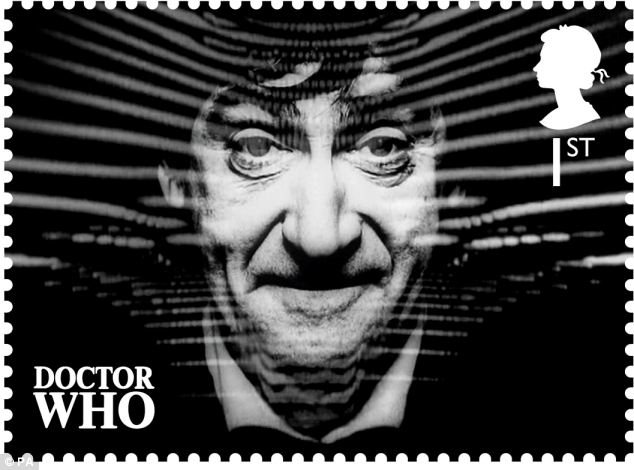 The second Doctor Patrick Troughton