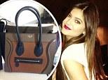 'So Mean Céline': Kylie Jenner flaunts the two Céline purses she got for Christmas