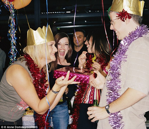 Why do some of us self-destruct during the Christmas party season?