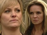 'The way I see it you've got a choice': Tanya issues Max's secret wife an ultimatum to get out of Walford as she decides to fight for her man in EastEnders