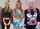 The 27-year-old fashionista has been sharing her outfits on fashion-sharing website, todayimwearing.com and winning praise for her feminine, yet edgy style.