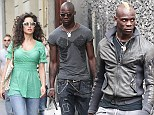 Mario Balotelli sues ex-girlfriend