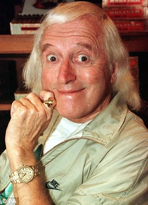 What was Jimmy Savile doing on the BBC for so many years?