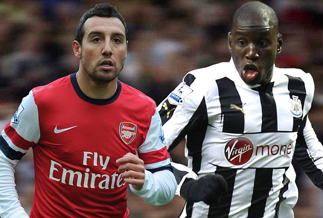 Saturday finale: Arsenal host Newcastle at the Emirates Stadium to conclude the day's action