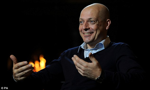 High praise: David Brailsford will also receive a knighthood for guiding the cycling team to stunning success