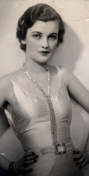 Duchess in style: Born Margaret Whigham the Duchess of Argyll was the most popular debutantes in London in the 30s