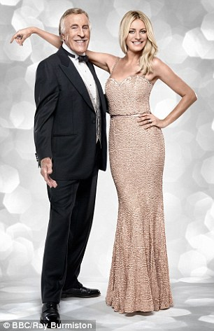 Television Programme: Strictly Come Dancing with Bruce Forsyth and Tess Daly