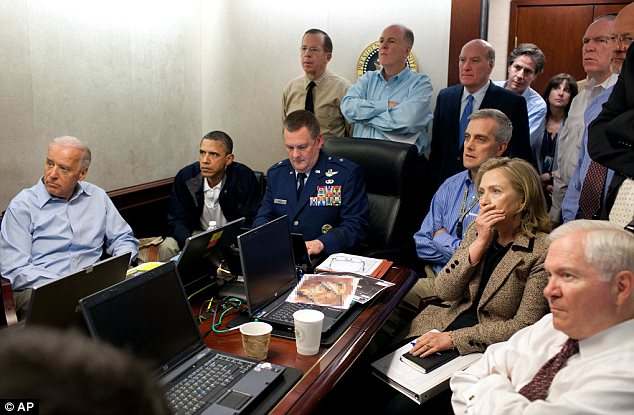Blasted: Navy SEALs slammed Obama for taking the credit for killing Osama bin Laden and accused him of using Special Forces operators as 'ammunition' for his re-election bid