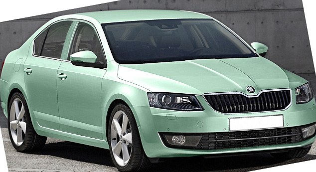 Skoda's next-generation Octavia family hatchback is aimed squarely at motorists demanding ever more value for money