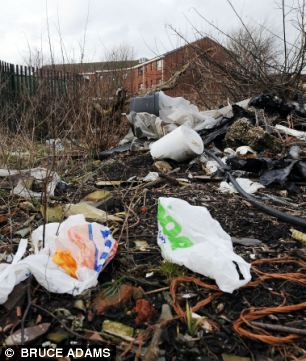 John says far too many plastic bags are being wasted in Britain