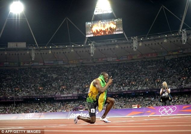 Main event: Usain Bolt will be looking to add World Championship gold to his Olympic crown