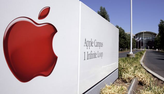 iPhone app developers claim to have spotted new iPhone's and a new version of Apple's iOS software being used within Apple's headquarters (shown) in Cupertino