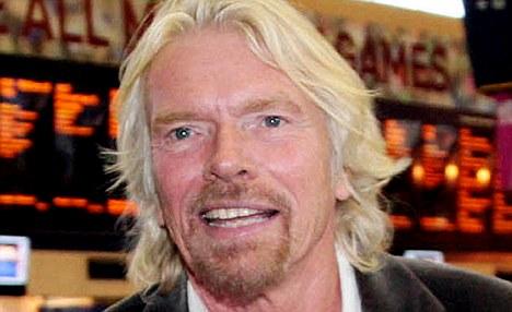 Touchdown: Virgin will fly six daily returns between Heathrow and Edinburgh.