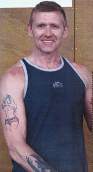 Found: Convicted killer Phillip Westwater, 44, who went missing from St Nicholas Hospital in Newcastle has been found by police and returned to the hospital