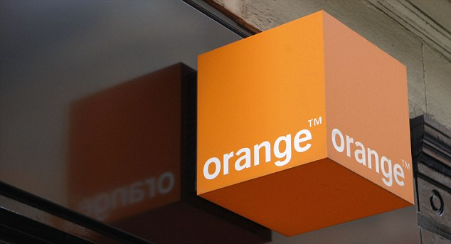 All change: When Orange withdrew its free broadband for customers it faced a barrage of complaints.