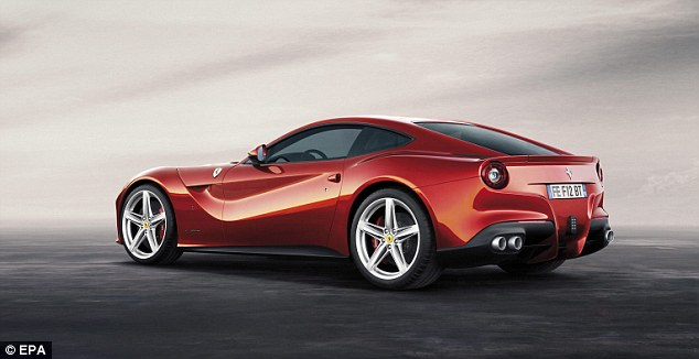 Ferrari: Struggled in its homeland - but demand has remained strong globally