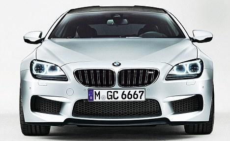 BMW's M6 Gran Coupe