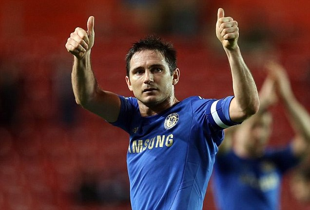 Chelsea move to keep Frank Lampard & close in on Isco, Man City line up Cavani & Spurs bid for Zaha