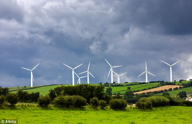Hated onshore wind turbines will get huge new subsidies in the Energy Bill, at least doubling their number to about 6,500
