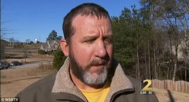 Husband: Donnie Herman says he is proud of his wife, and he's glad his family is safe