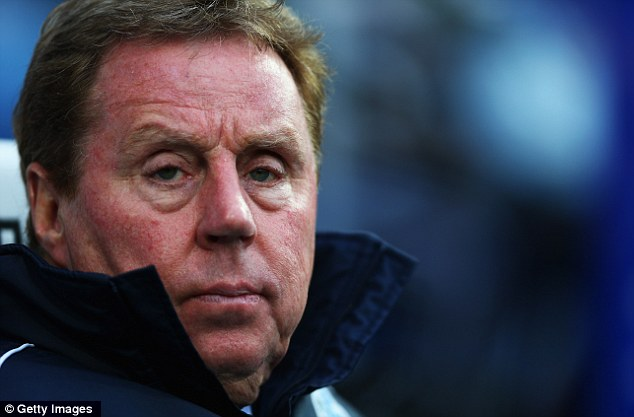 Search: Harry Redknapp wants to scour the globe to find new players to help Queens Park Rangers
