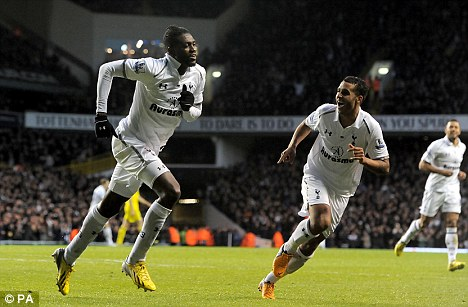 U-turn: Emmanuel Adebayor is set to play for Togo at the Africa Cup of Nations