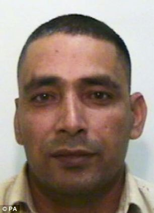 Prison: Adil Khan, 42, was found guilty of conspiracy and trafficking for sexual exploitation and jailed for eight years