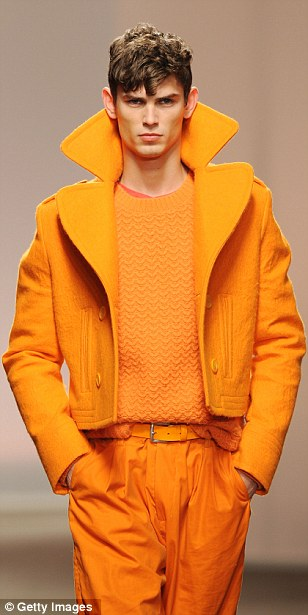 He's been Tangoed: Juicy tones at Topman