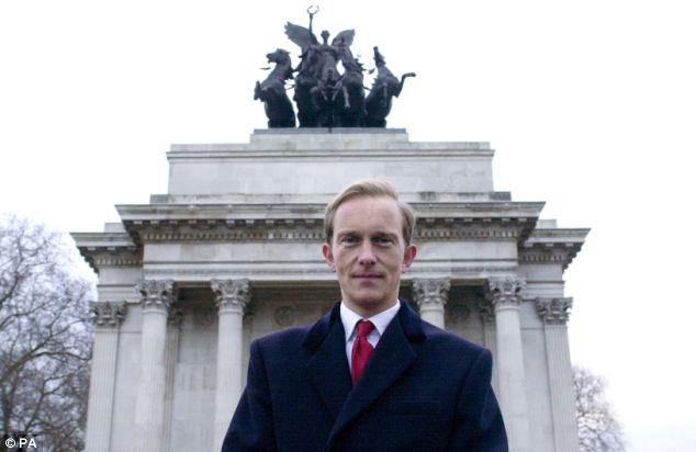 Simon Thurley, chief executive of English Heritage, pictured, earns £163,000 a year - including a £27,000 'performance-related bonus'. His gold-plated pension is worth more than £650,000
