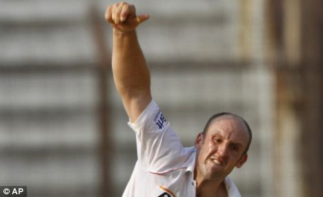 Spin: Tredwell knows England have to improve