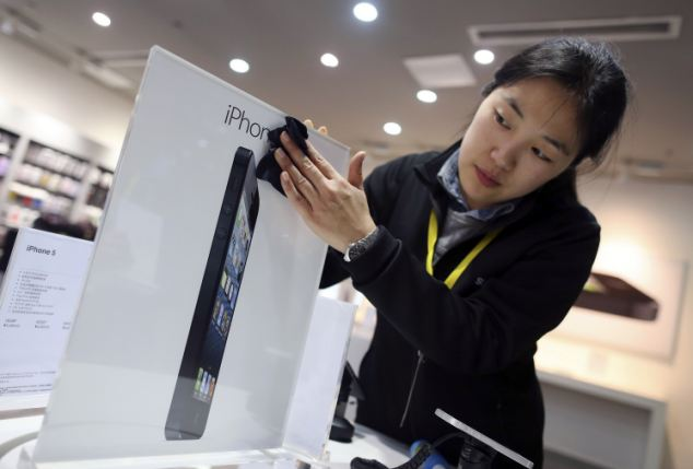 Preparing for launch: Apple could launch FIVE new products in 2013, including its own TV set, analysts have predicted