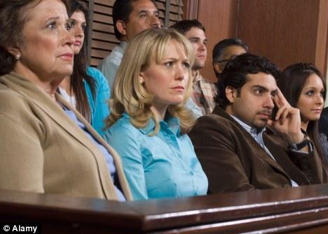 No bias: Female jurors showed no gender or fat-bias towards the defendants accused of fraud